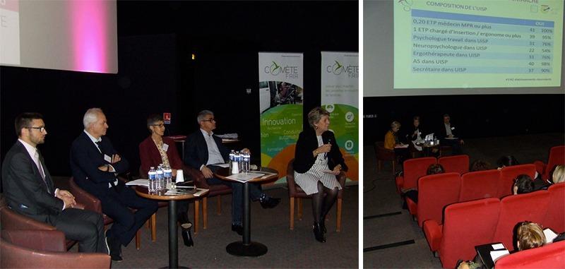 Conférences et tables rondes auColloque COMETE France