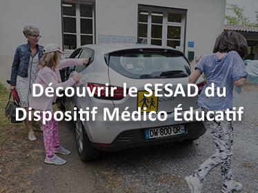 Miniature SESSAD Dispositif Médico Éducatif