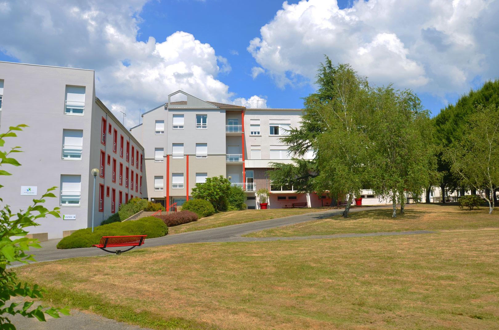 Centre SSR Le Bodio à Pontchâteau