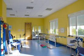plateau de rééducation du Centre SSR Le Bodio à Pontchâteau