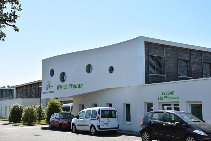IEM de l'Estran et SESSAD Les Pitchouns à Saint-Nazaire