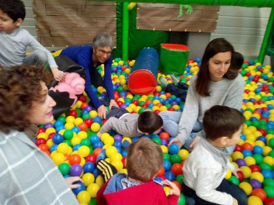 Le SESSAD Les Pitchouns accompagne le jeune lors de diverses activités