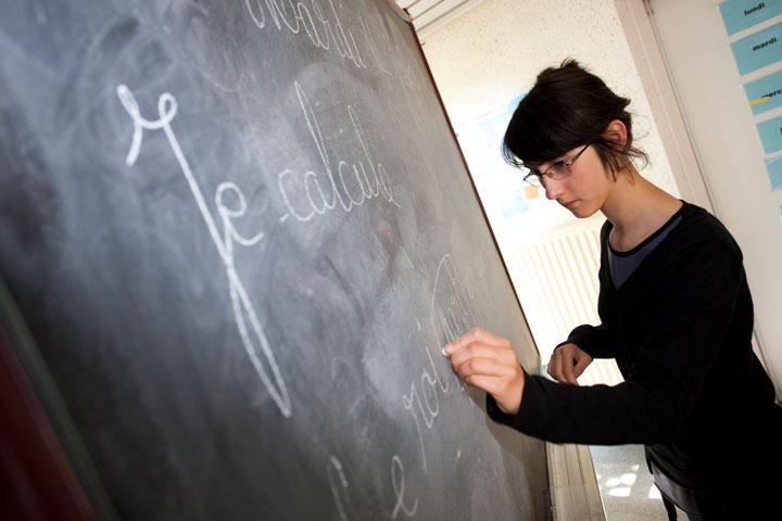Rythme et apprentissage scolaire adaptés à l'IME Le Val de Sèvre à Vertou