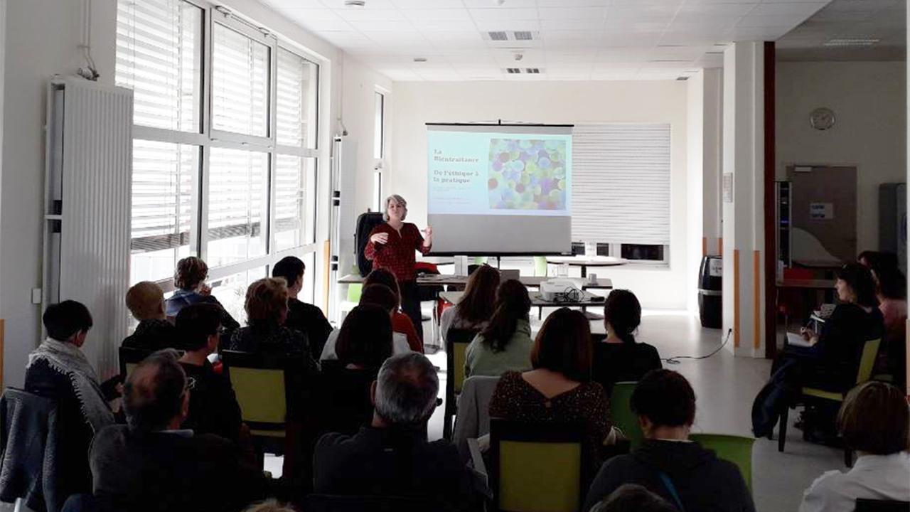 Conférence du 18 février 2020 sur « la bientraitance : de l'éthique à la pratique » au Centre SSR Le Bodio