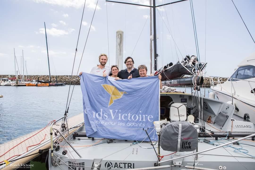 Le Fonds de dotation Victoire offre à l'IEM de l'Estran des sorties en mer